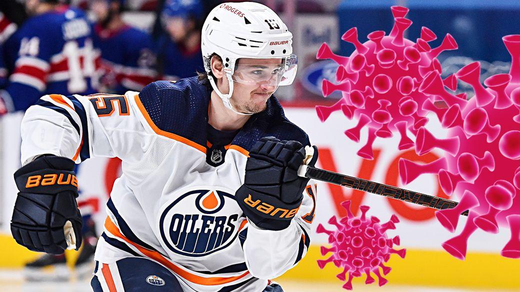 Американец Арчибальд не привился от ковида и получил миокардит. Хоккеистам в НХЛ почти нереально играть без вакцины