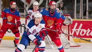 Россия получила 2:7 от США на Мировом кубке вызова. Наши юниоры закопали сами себя кучей удалений