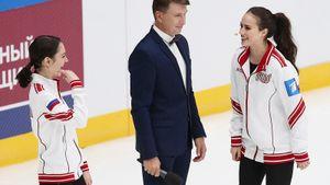 Давыдов — о возвращении Загитовой и Медведевой на конкурентоспособный уровень: «Думаю, это нереально»
