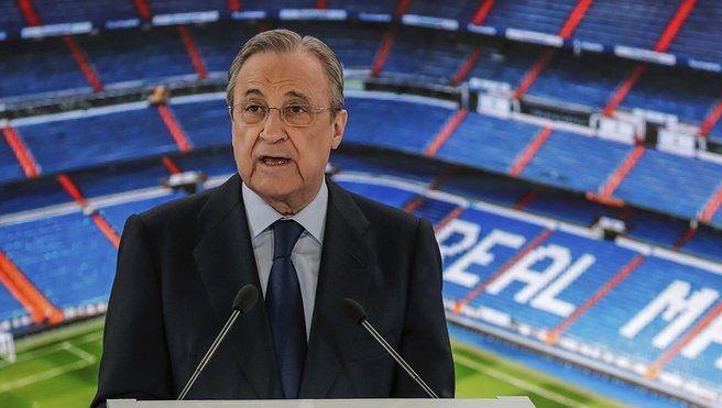 Президент Реала: Гарантирую, что игроки клубов-участников Суперлиги не будут отстранены от Евро-2020 и ЧМ-2022