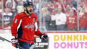 Гол Овечкина, который американцы признали «лучшим вистории НХЛ»: видео