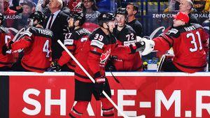 Канадец забил лучший гол чемпионата мира, просунув клюшку междуног. Унего уже 7 шайб натурнире
