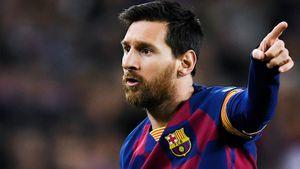Месси идругих игроков «Барселоны» проверят накоронавирус перед матчем с«Наполи» вИталии