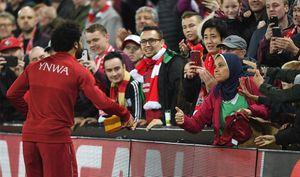 Футбольный фанат принял ислам из-за Салаха. Раньше он ненавидел мусульман