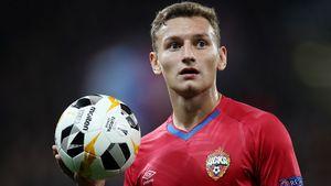 «Про Чалова сейчас много говорят. Но хоть и не забивает, это важнейший игрок». ЦСКА — о Лиге Европы
