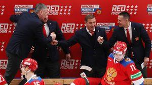 Брагин выиграл дебютный турнир в сборной России. Но задвинул Ткачева, не проверил вратарей и потерял Бурдасова