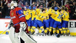 Эпичный промах Гусева и40 минут ада. 8 лет назад Россия проиграла Швеции финал МЧМ