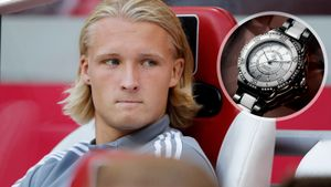 УДольберга из«Ниццы» стащили часы за70 тысяч евро. Вкраже сознался 18-летний одноклубник