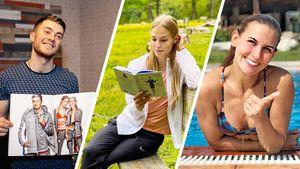 Чехов, Гоголь, Водолазкин: что читают российские чемпионы на самоизоляции