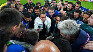 """«Манчини сказал: """"Вы сильнее, чем они"""". Идите и станьте чемпионами!» Тренер «Зенита», выигравший с Италией Евро"""