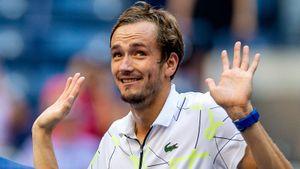 Медведев впервые в карьере вышел в финал US Open! Как это было
