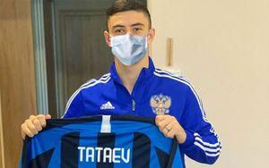 Игрок «Млады Болеслав» Татаев: «В Чехии без масок нельзя выходить на улицу — или штраф, или закроют в камере»