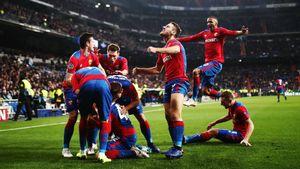 Самое обидное поражение в истории российского футбола. ЦСКА обыграл «Реал», но вылетел из еврокубков