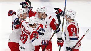 «Локомотив» победил «Йокерит» в 4-м матче и выиграл серию всухую