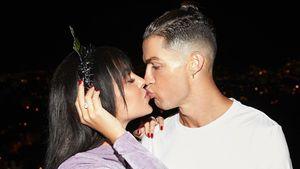 Роналду показал, как встретил Новый год: романтичные фото слюбимой красавицей Джорджиной