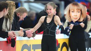 Олимпийская чемпионка Баюл высмеяла возвращение Трусовой от Плющенко к Тутберидзе