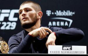 В UFC показали лучшие примеры трэш-тока от Хабиба: видео