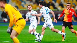 Киевское «Динамо» обыграло «Шахтер» в УПЛ. Отрыв от «горняков» составляет 10 очков