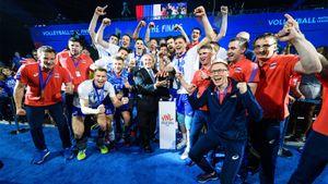 Россия обыграла США на их площадке в финале Лиги наций. И у нас был не сильнейший состав