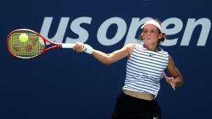 Все россиянки вылетели из сетки US Open. Последней проиграла 20-летняя Варвара Грачева
