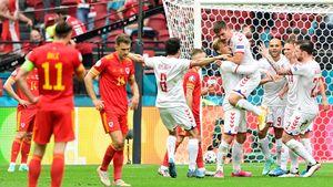 Обидчики сборной России не оставили шансов Бэйлу и компании. Дания разнесла Уэльс и вышла в 1/4 Евро