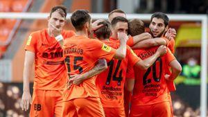 «Урал» одержал первую победу в сезоне, обыграв «Арсенал»