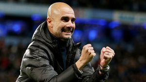 Гвардиола стал рекордсменом «Манчестер Сити» по числу побед среди тренеров