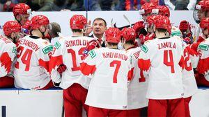 Команда Брагина выбила Швейцарию ивышла вполуфинал МЧМ-2020. Как это было