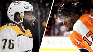 Вклубе НХЛ теперь две темнокожие звезды. Ноимнеотдадут Кубок Стэнли как «Грэмми» или «Оскар»