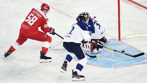 Дубль Слепышева помог сборной России обыграть Финляндию на«Газпром Арене». Как это было