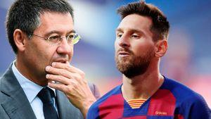 В Аргентине пишут, что Месси на 90% останется в «Барсе», а журналист Marca назвал его предателем. Что нового у Лео