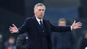«Наполи» уволил Анчелотти через 3 часа после выхода в1/8 финала Лиги чемпионов