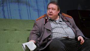 Актер Александр Семчев похудел на100 кг