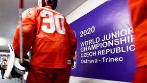Определились все пары вчетвертьфинале молодежного чемпионата мира— 2020
