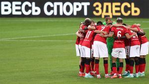 «Спартак» сыграет с победителем пары ПСВ— «Мидтьюлланд», если пройдет «Бенфику»