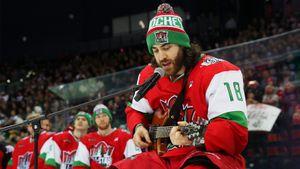 Наследник Буре, поющий канадец и хоккеист Дмитрий Сычев. 5 главных героев Матча звезд КХЛ