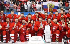 «Команда без страны выиграла золото Олимпиады». Русский твиттер атакует американское медиа