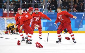 Хоккейное золото Олимпиады— уРоссии! 10 фактов обольшой победе «Красной машины»