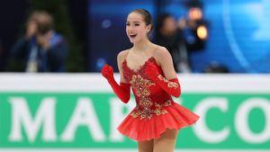 Дизайнер Гачинская объяснила, почему платье Загитовой на ОИ-2018 нельзя назвать плагиатом