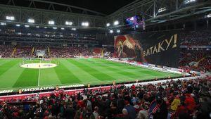Источник: стадион «Спартака» закроют из-за нарушения мер безопасности, связанных с коронавирусом