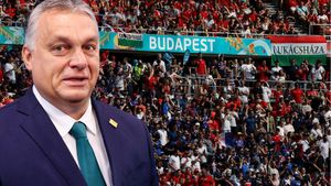 Венгры опять забили стадион на игре с Францией. Почему аншлаги только там? Забили на COVID? При чем тут политика?