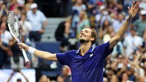 Данила Багров, Джокович, Дзюба, Ферстаппен, Олимпиада— о ком и о чем говорил Медведев после победы на US Open
