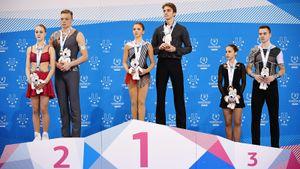 Унижения в Dota 2, медали благодаря Казахстану и прыжок Роналду. Фигуристы зажигают на Универсиаде