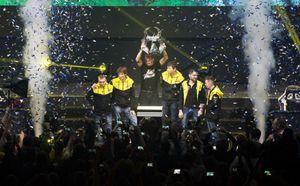 Na'Vi выиграли первый LAN-турнир за полтора года