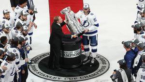 Рейтинги финала НХЛ — самые низкие в США за последние 14 лет. Причина в старте НФЛ и самих финалистах