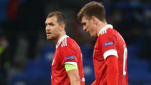 «Уверены, что Соболев лучше Дзюбы?» Радимов отреагировал на дубль форварда «Зенита» в матче Россия — Словения