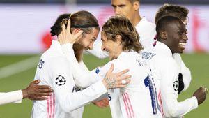 Бензема, Рамос и Асенсио затащили «Реал» в четвертьфинал. «Аталанта» снова недовольна судейством