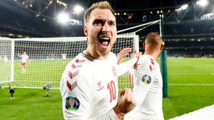 Дания точно в группе с Россией на Евро. В решающем матче удержали ничью, несмотря на две травмы