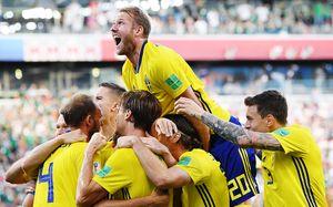 Швеция порвала Мексику и стала первой в группе. Гранквист и компания не захотели уезжать из России