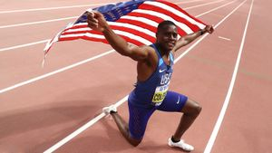 Американский бегун пропустил 4 допинг-теста подряд. Но оправдался рождественским шопингом, его частично простили